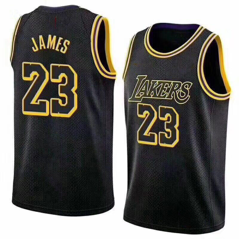 brand new ce459 d71a0 2018 New Lakers Lebron James #23 Basketball Jersey All Color